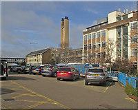 TL4655 : Addenbrooke's Hospital by John Sutton
