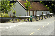 S4809 : House on a Junction near Ballyduff by David Dixon
