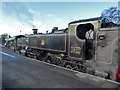 SO8376 : Severn Valley Railway - Kidderminster Station by Chris Allen