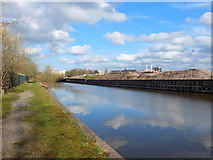 SJ6374 : Redevelopment on the South Bank of the Weaver Navigation by Gary Rogers