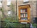 NT2474 : Little Free Library, Stockbridge by M J Richardson