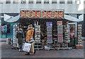 SP0786 : Birmingham Souvenir Stall by Matt Harrop