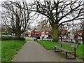 SO9496 : Park Gate Scene by Gordon Griffiths