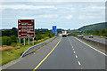 S5135 : M9 Northbound, Kilkenny by David Dixon