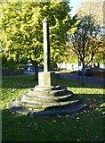 SK1971 : Old Central Cross, Great Longstone by Alan Rosevear