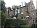 NT2473 : Lewis Terrace, Dalry by M J Richardson