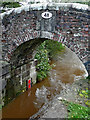 SJ9850 : Oakmeadowford Bridge and Lock south of Cheddleton, Staffordshire by Roger  Kidd