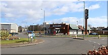 NO3700 : New McDonald's in Leven by Bill Kasman