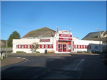 TM1714 : Clacton-on-Sea: The West Cliff Theatre by Nigel Cox