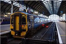 TA0928 : Scotrail train at Hull Interchange by Ian S