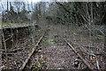 SJ7945 : Keele Railway Station (Disused) by Brian Deegan