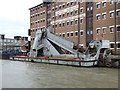 "SO8218 : Steam dredger ""SND No.4"", Gloucester Docks by Rudi Winter"