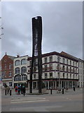 SO8218 : Kyneburgh Tower, Southgate Street, Gloucester by Rudi Winter