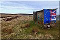 NZ6710 : Three Howes Rigg Bus Shelter by Mick Garratt