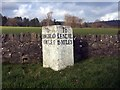 SD3880 : Old Milestone by C Smith