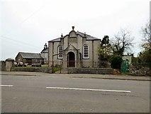 SH3182 : Abarim Methodist Chapel by Gerald England