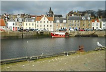NO5402 : Pittenweem Harbour by Richard Sutcliffe