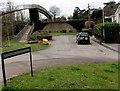 ST2787 : Dead-end part of Park View, Bassaleg  by Jaggery