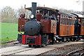 SK2406 : Statfold Barn Railway - sweet by Chris Allen