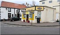 NO4102 : Corner shop, Lower Largo by Bill Kasman
