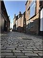 TF6119 : King's Staith Lane, King's Lane by Richard Humphrey