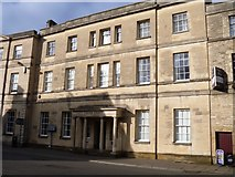 SP0202 : Cirencester buildings [8] by Michael Dibb