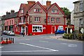 X0498 : Red House Inn (1), Main Street, Lismore, Co. Waterford by P L Chadwick