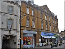 SP0202 : Cirencester buildings [13] by Michael Dibb