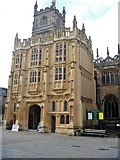 SP0202 : Cirencester buildings [14] by Michael Dibb
