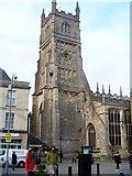 SP0202 : Parish church by Michael Dibb