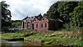 SJ9152 : Stockton Brook Waterworks in Staffordshire by Roger  Kidd