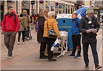 NS5965 : Pensioners for Independence - Argyle Street, Glasgow (1) by The Carlisle Kid