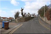 NO4102 : Road junction, Lower Largo by Bill Kasman