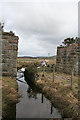 NH9821 : View from the Footbridge by Anne Burgess