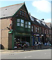 ST1289 : Greengrocery in The Square, Abertridwr by Jaggery