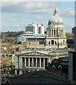 SK5739 : Nottingham Council House by Alan Murray-Rust