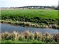 TM4599 : The Hadddiscoe Bridge by Evelyn Simak