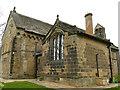 SE2740 : St John's church, Adel - vestry by Stephen Craven