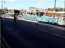 TQ7369 : Relaying the pavement by John Baker