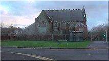 SS8983 : Aberkenfig Bridgend Road by Colin Prosser