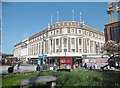 TQ1769 : Kingston upon Thames, Bentalls by Mike Faherty