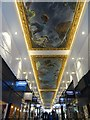 SP0686 : The ceiling of Piccadilly Arcade by Philip Halling