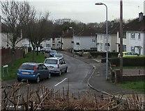 ST2896 : Beech Close, Cwmbran by Jaggery