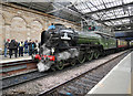NT2573 : 60163 Tornado, Edinburgh Waverley by Craig Wallace