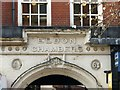 SK5739 : Eldon Chambers, Wheeler Gate, Nottingham by Alan Murray-Rust