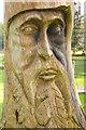 TL8294 : The Green Man - Lynford Arboretum by Stephen McKay