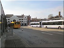 SD8010 : Bury Bus Station by Gerald England