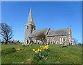 TA2243 : All Saints Church, Mappleton by Des Blenkinsopp