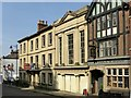 SK5739 : County House, High Pavement, Nottingham by Alan Murray-Rust