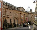 SK5739 : Shire Hall and County Gaol, High Pavement, Nottingham by Alan Murray-Rust